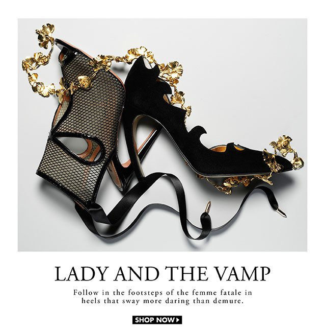 Lady and the Vamp