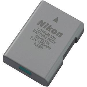 Adorama - Nikon EN-EL14a Rechargeable Li-Ion Battery