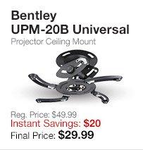 Bentley Projector Mount