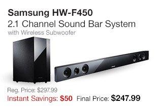 Samsung Sound Bar System