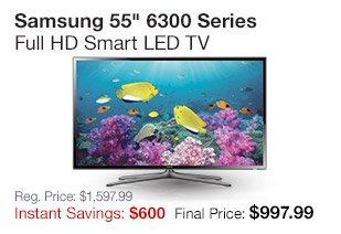 Samsung 55 6300 Series