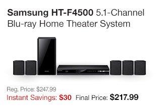 Samsung Blu-ray Home Theater