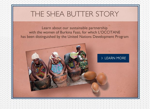 The Shea Butter Story