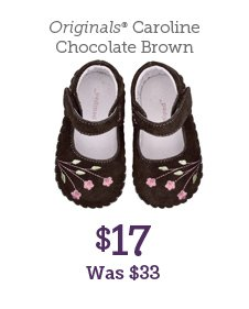 Originals Caroline Chocolate Brown $17 Was $33