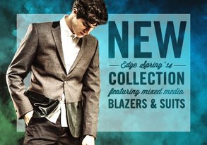 Shop NEW 2014 Spring Collection ft. EDGE