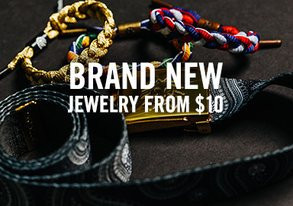 Shop BRAND NEW: Jewelry from $10