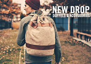 Shop Travel Essentials: Duffels & More