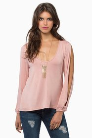 Vanna V-Neck Top