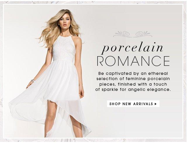 Porcelain Romance.
