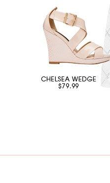 Chelsea Wedge.