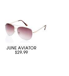June Aviator.