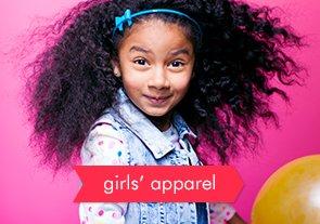 Girls' apparel
