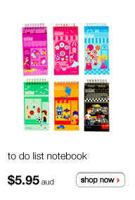 to do list notebook - $5.95aud - shop now >