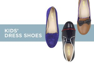 Up to 90% Off: Kids' Dress Shoes