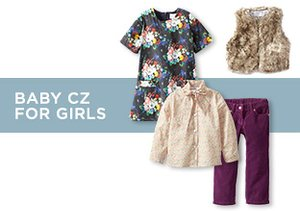 Up to 70% Off: Baby CZ for Girls