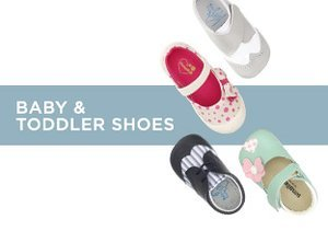 Up to 80% Off: Baby & Toddler Shoes