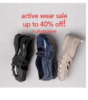 Shop Active Wear Sale