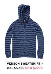 Venson Sweatshirts  - Now $29.75