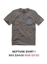 Neptune Shirt  - Now $17.00