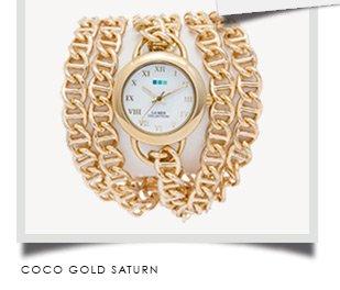 Coco Gold Saturn