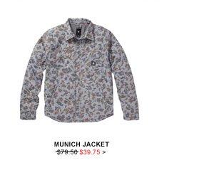 Munich Jacket $39.75