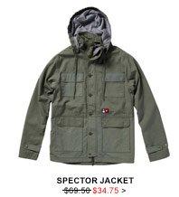 Spector Jacket $34.75