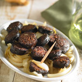 Morcilla with Onions