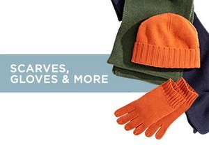 Up to 75% Off: Scarves, Gloves & More