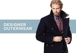 Up to 80% Off: Designer Outerwear