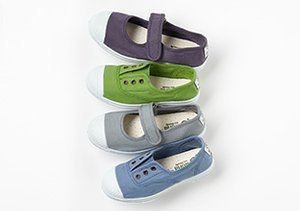 No Tying Necessary: Kids' Shoes