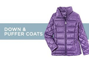 Up to 85% Off: Down & Puffer Coats