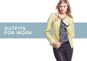 Up to 80% Off: Outfits for Work