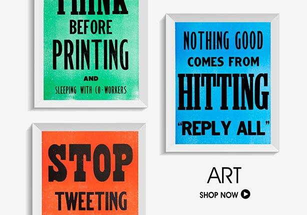 Art Clearance Sale