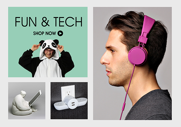 Fun & Tech Clearance Sale