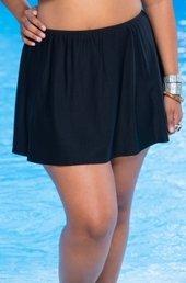Women's Plus Size Swimwear - Coco Reef Separates Swimsuit Skirt