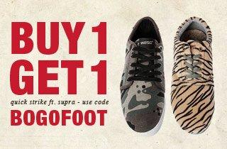 BOGO: Footwear