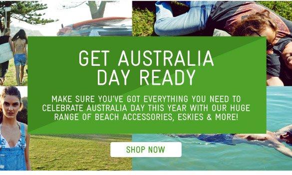 Get Australia Day Ready - Shop Now