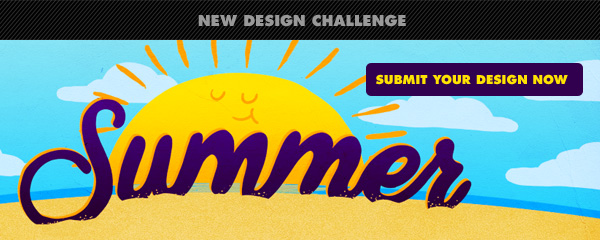 New Design Challenge : Summer