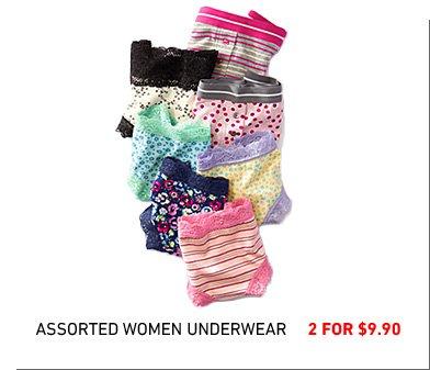 Shop Women Underwear