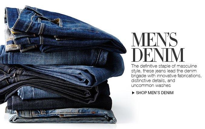 Shop Denim For Men