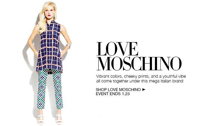 Shop Love Moschino For Women