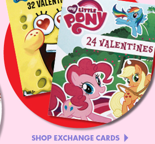 SHOP EXCHANGE CARDS