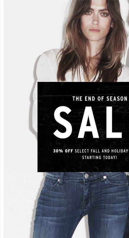 The End Of Season Sale - Women's