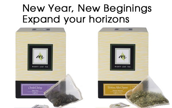 New Year, New Beginings, Expand your horizons