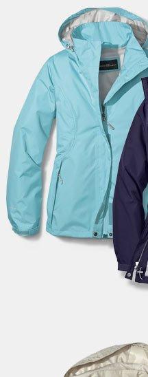 Women's Rainfoil Jacket