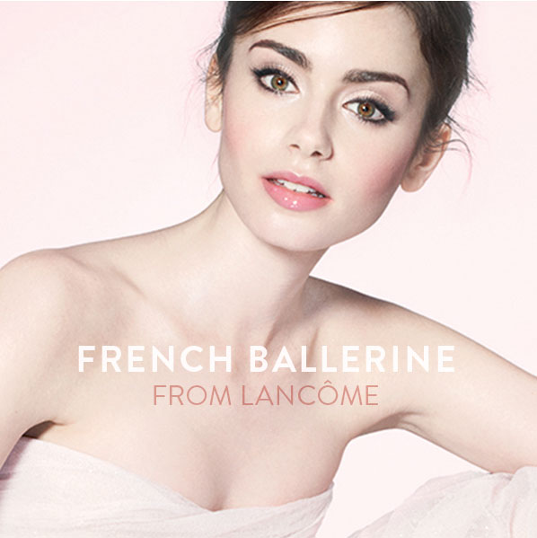 FRENCH BALLERINE - FROM LANCÔME