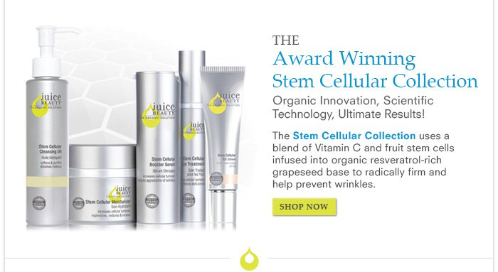The Award Winning Stem Cellular Collection