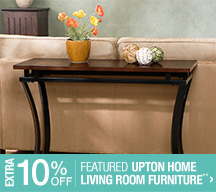 Extra 10% off Featured Upton Home Living Room Furniture**
