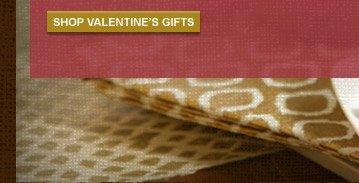 SHOP VALENTINE'S GIFTS
