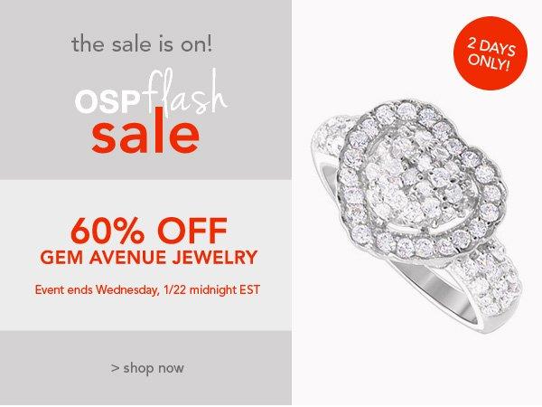 OSP Flash Sale